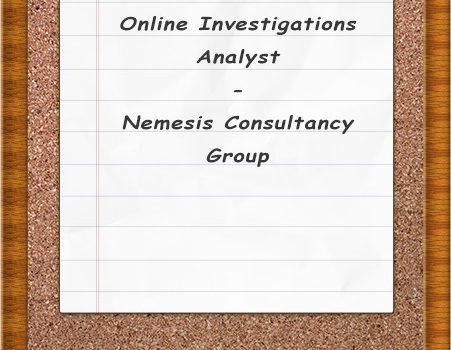 Nemesis Noticeboard